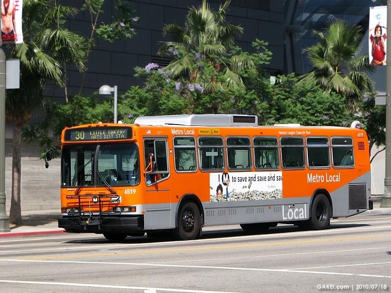 Gakei Com Los Angeles Buses