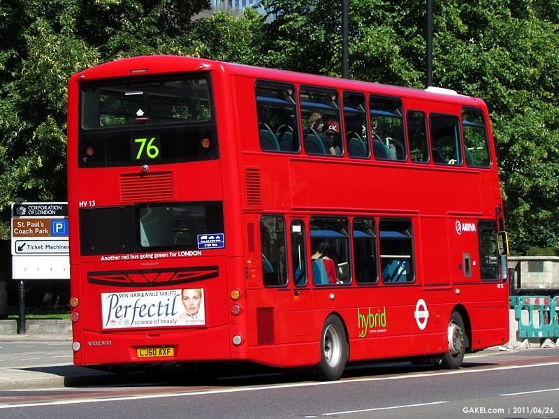 GAKEI.com | London Volvo B5L -...